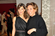 Reem Acra and Perrey Reeves Photo