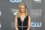 Reese Witherspoon Beaded Dress