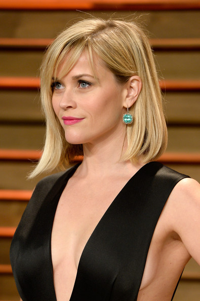 More Pics Of Reese Witherspoon Mid Length Bob 8 Of 22