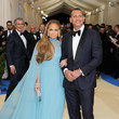 Jennifer Lopez in Valentino at the Met Gala