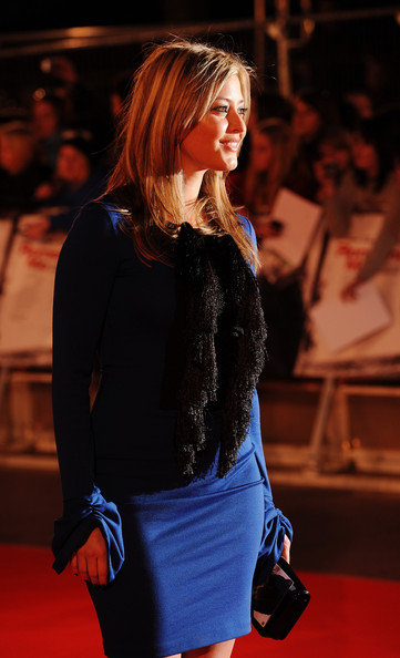 More Pics of Holly Valance Long Straight Cut (1 of 3) - Holly Valance Lookbook - StyleBistro [remember me: uk film premiere outside arrivals,hair,clothing,carpet,cobalt blue,red carpet,electric blue,fashion,hairstyle,flooring,long hair,holly valance,remember me uk,england,london,odeon leicester square,film premiere]