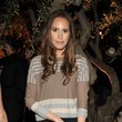 Louise Roe dresses down at the Restoration Hardware spring launch