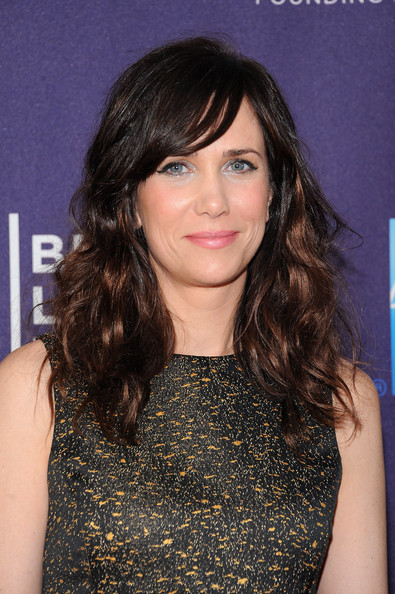 More Pics of Kristen Wiig Long Wavy Cut (1 of 21) - Long Wavy Cut Lookbook - StyleBistro