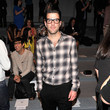 Zachary Quinto at Richard Chai