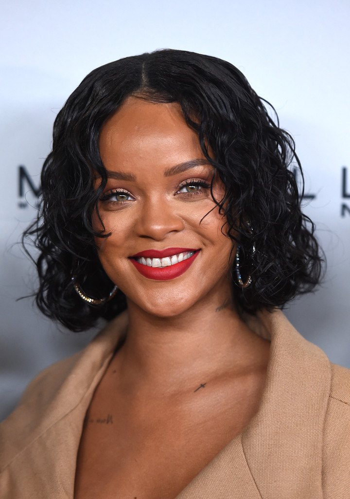 Rihanna Short Hairstyles Lookbook - StyleBistro Rihanna