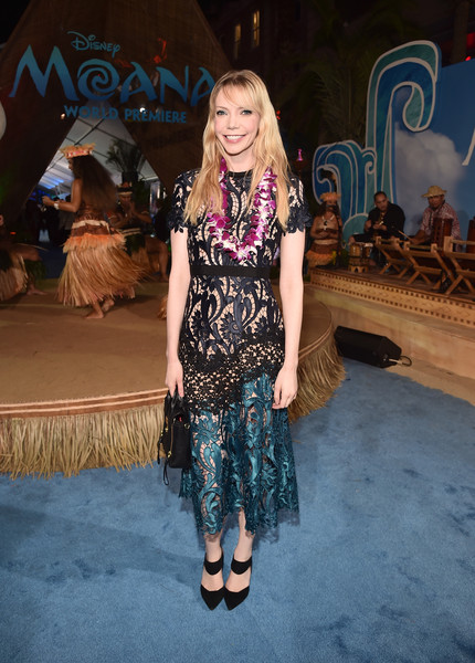 Riki Lindhome Lace Dress