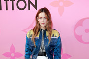 Riley Keough Combat Boots