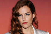 Riley Keough Side Sweep