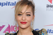 Rita Ora Diamond Chandelier Earrings