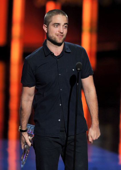 Robert Pattinson Button Down Shirt