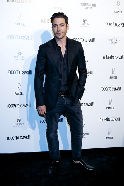 More Pics of Miguel Angel Silvestre Blazer (1 of 2) - Blazer Lookbook - StyleBistro