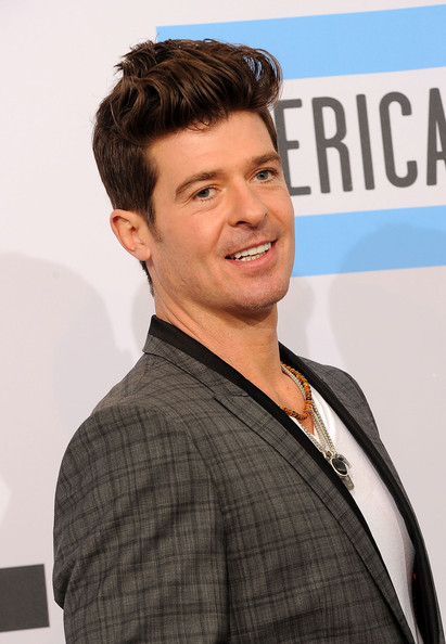 Robin Thicke Jewelry