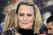 Robin Wright Asymmetrical Cut