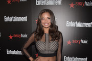 Rochelle Aytes Crop Top