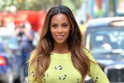 Rochelle Humes Launches Her Collection
