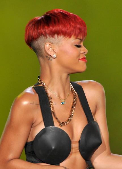 Rihanna in Rock In Rio Madrid - Day 2