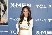 Rocsi Crop Top