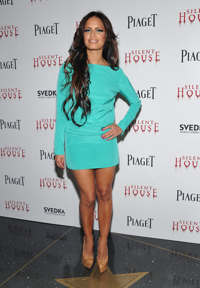 Rocsi Diaz Platform Pumps