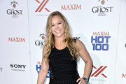Ronda Rousey Little Black Dress