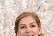 Rosamund Pike Half Up Half Down
