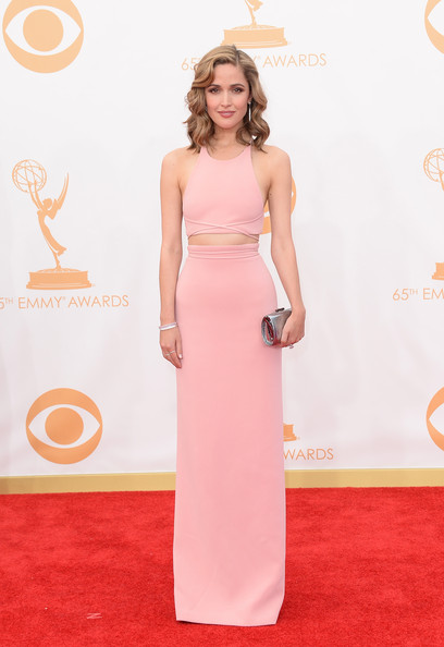 Rose Byrne Cutout Dress