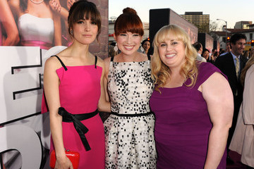"""Rose Byrne Rebel Wilson Premiere Of Universal Pictures' """"Bridesmaids"""" - Red Carpet"""