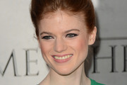 Rose Leslie French Twist