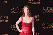 Rose Leslie Sheer Dress
