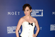Rose McGowan Corset Top