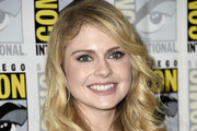 Rose McIver Long Wavy Cut