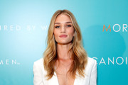 Rosie Huntington-Whiteley Leather Belt