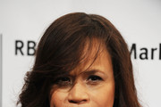 Rosie Perez Medium Layered Cut