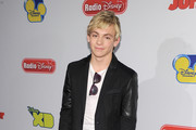 Ross Lynch Suede Jacket
