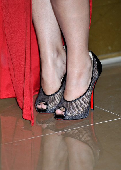 Roxanne Pallett Shoes