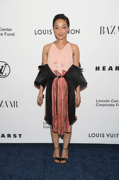 Ruth Negga Cocktail Dress