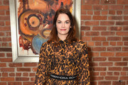 Ruth Wilson Leather Clutch
