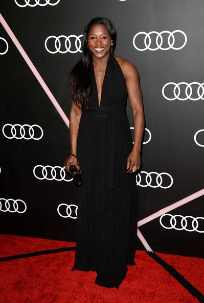 Rutina Wesley Halter Dress
