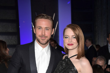 Ryan Gosling Emma Stone FIJI Water at the 22nd Annual Critics' Choice Awards