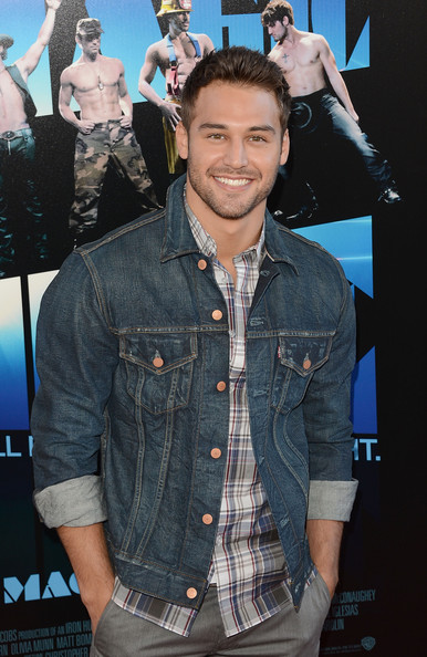 Ryan Guzman Denim Jacket