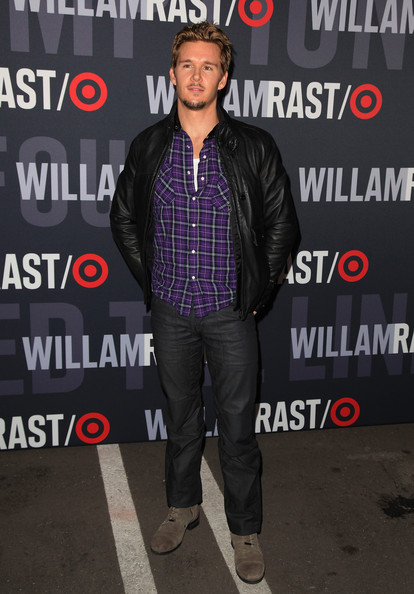 Ryan Kwanten Leather Jacket