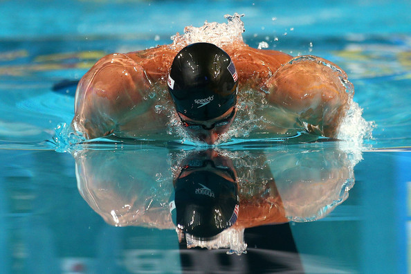 11th FINA World Swimming Championships (25m) - Day Two