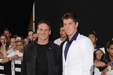 "Ryan Lochte Conor Dwyer Premiere Of Lionsgate Films' ""The Expendables 2"" - Arrivals"