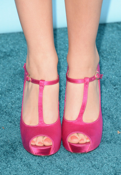 Ryan Newman Shoes