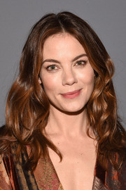 Michelle Monaghan styled her hair with bouncy waves for the 'Path' event during aTVfest.