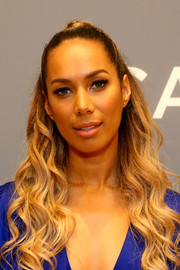 Leona Lewis looked lovely with her half-up waves at the 'Oath' press junket during SCAD aTVfest 2019.