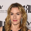 Kate Winslet's Beachy Waves