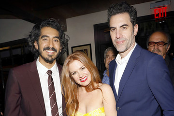 Sacha Baron Cohen Isla Fisher Special Screening and Reception of 'Lion' Celebrating Director Garth Davis