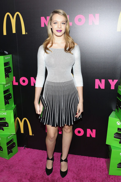 Sadie Calvano Print Dress