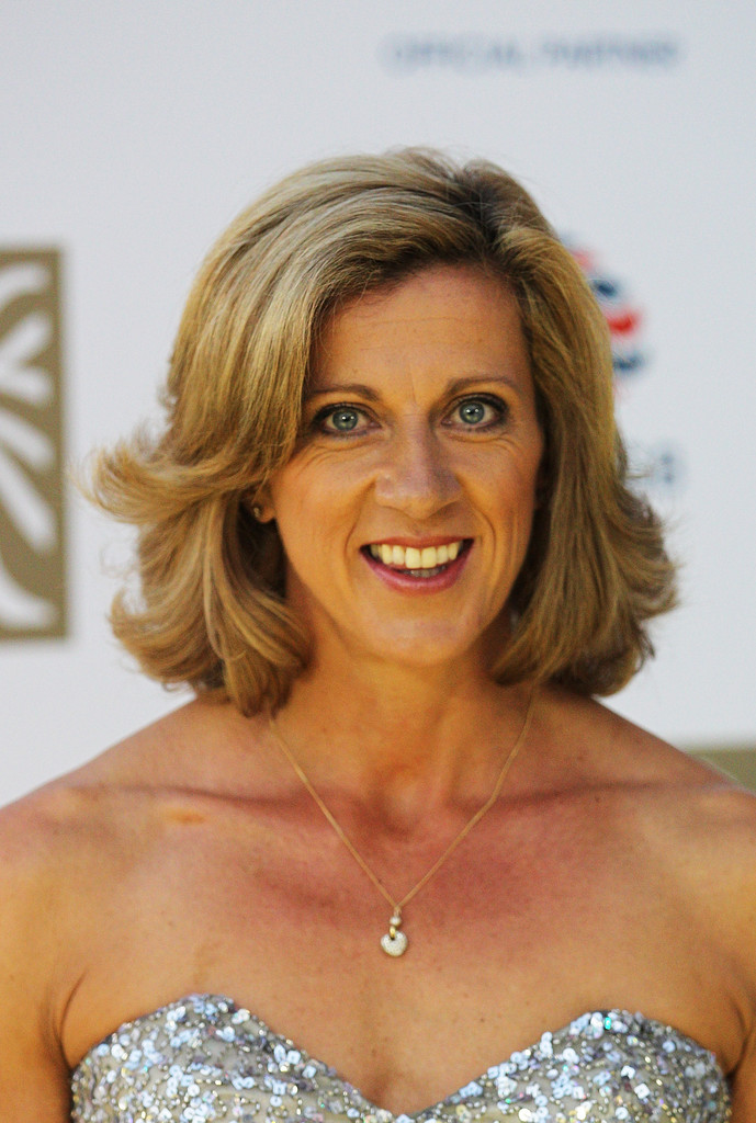 With Sally gunnell nude pics suggest