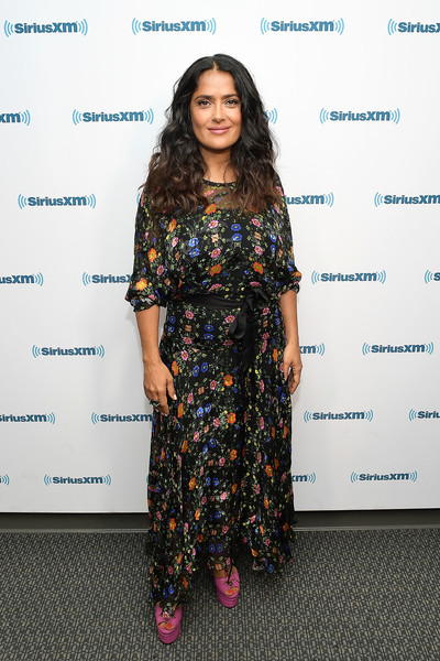 Look of the Day: August 18th, Salma Hayek
